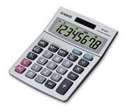 Casio MS-80TV calculator Desktop Basisrekenmachine