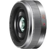 Panasonic Lumix G 20mm f/1.7 II zilver