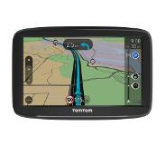 "TomTom Start 52 CE Handheld/Fixed 5"" Touchscreen 209g Zwart navigator"