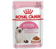 Royal Canin Kitten Instinctive in Saus - 48 x 85 g
