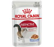 Royal Canin Instinctive in Gelei - 48 x 85 g