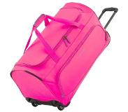 Travelite Basics Fresh Trolley Travel Bag 71 pink Reistas