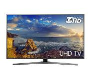 "Samsung UE55MU6470 55"" 4K Ultra HD Smart TV Wi-Fi Zwart, Titanium LED TV"