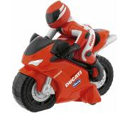 Chicco motor RC Ducati 1198 junior 14 cm rood 2 delig