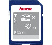 Hama High Speed Gold SDHC Class 10 32GB
