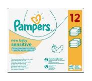 Pampers 1+1 Gratis: Pampers New Baby Sensitive Babydoekjes