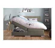 Select by Beter Bed Boxspring Espace Vlak 140x200x109