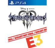 Square Enix Kingdom Hearts III NL/FR PS4