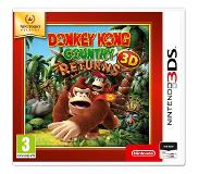 Nintendo Donkey Kong Country Returns Select 3DS