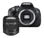 Canon EOS 700D + 18-55mm iS STM COMPACT