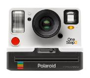 Polaroid One Step 2 ViewFinder instant print camera Wit