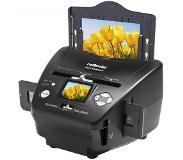 Reflecta 64220 scanner 1800 x 1800 DPI Film/slide scanner Zwart