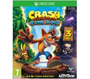 Microsoft Crash Bandicoot N. Sane Trilogy, Xbox One video-game