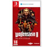 Nintendo Wolfenstein II The New Colossus Switch