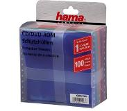 Hama CD/DVD/Blu-Ray PP sleeves 100-pack multi kleur