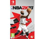 Take-Two Interactive NBA Basketball 2K18 Switch