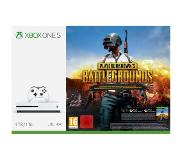Microsoft Xbox One S 1TB Playeruknown's Battlegrounds Bundle Wit 1000 GB Wi-Fi