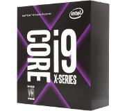 Intel Core   i9-7940X X-series Processor (19.25M Cache, up to 4.30 GHz) 3.1GHz 19.25MB Smart Cache Box