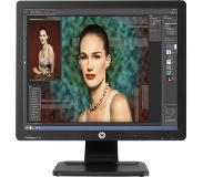 "HP ProDisplay P17A computer monitor 43,2 cm (17"") LED Black"