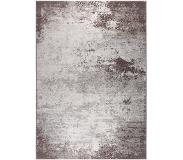 Dutchbone vloerkleed Caruso Distressed Brown 200 x 300