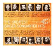 Universal Music Various - The Greatest Singer-Songwriter Hits | CD