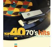 Sony bmg VARIOUS - TOP 40 / 70'S | CD