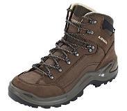 Lowa Wandelschoen Lowa Men Renegade Leather Mid Espresso-Schoenmaat 46 (UK 11)