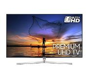 "Samsung Series 8 UE75MU8000 LED TV 190,5 cm (75"") 4K Ultra HD Smart TV Wi-Fi Zwart, Zilver"