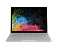 "Microsoft Surface Book 2 1.9GHz i7-8650U 15"" 3240 x 2160Pixels Touchscreen Zilver Hybride (2-in-1)"