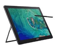 "Acer Switch 7 Black Edition SW713-51GNP-80KQ Zwart Hybride (2-in-1) 34,3 cm (13.5"") 2256 x 1504 Pixels Touchscreen 1,80 GHz Intel 8ste generatie Core i7 i7-8550U"