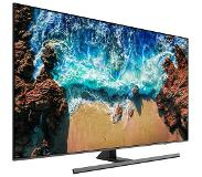 "Samsung UE55NU8040 LED TV 139,7 cm (55"") 4K Ultra HD Smart TV Wi-Fi Zwart, Zilver"