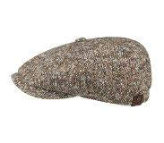 Stetson Hatteras Donegal Tweed Cap by Stetson