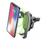 Cellularline Car Holder Handy Wing Wireless Charging Zwart