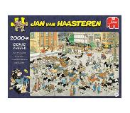 Jumbo Jan van Haasteren The Cattle Market 2000 pcs 2000 stuk(s)