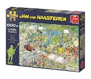 Jumbo Jan van Haasteren The TV Studios 1000 pcs Legpuzzel 1000 stuk(s)