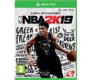 Take Two NBA 2K19 | Xbox One