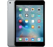 Apple iPad Mini 4 - WiFi - Zwart/Grijs - 16GB - Tablet
