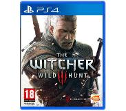 Namco Bandai Games The Witcher 3: Wild Hunt, PS4 video-game PlayStation 4 Basis Engels