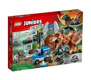 LEGO Juniors Jurassic World 10758 T.rex ontsnapping