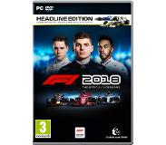 Codemasters F1 2018 Headline Edition PC