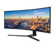 Samsung Curved Ultra-Wide Monitor 49 inch LC49J890DKU