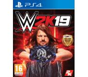 Take Two WWE 2K19 | PlayStation 4