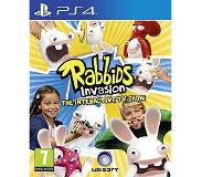 Ubisoft Rabbids Invasion /PS4