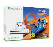 Microsoft Xbox One S Forza Horizon 3 Hot Wheels Bundle 500GB 500GB Wi-Fi Wit