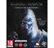 Micromedia Shadow of mordor (Game of the year) (Xbox One)
