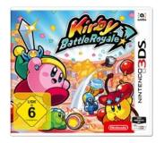 Nintendo Kirby Battle Royale (Nintendo 3DS)