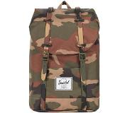 Herschel Rugzak Herschel Supply Co. Retreat Woodland Camo
