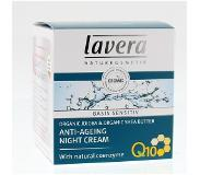 Lavera moist night cream q10