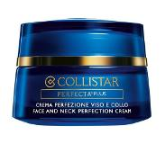 Collistar Perfecta plus face and neck cream