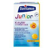 Davitamon Junior 3+ kauwtabletten multifruit